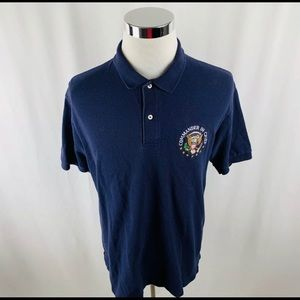 President of the United States Seal Polo Mens L